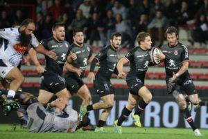équipe de Rugby de Toulouse