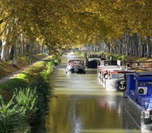 balade en bateau Toulouse