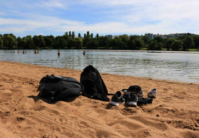 plage toulouse