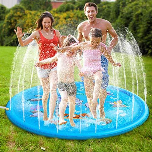 tapis à jet d'eau enfant